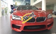 Euro Auto BMW 4S Long Biên bán ô tô BMW M6 AT đời 2017, màu đỏ, xe nhập