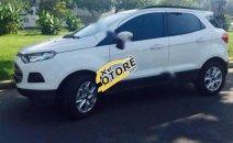 Bán ô tô Ford EcoSport Trend sản xuất 2015, màu trắng
