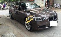 Bán BMW 1 Series đời 2015, màu xám, nhập khẩu