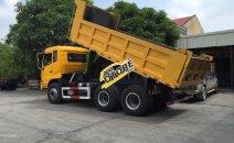 Xe Ben tự đổ Dongfeng nhập khẩu, 4 chân 13 tấn