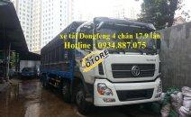 Bán xe tải Dongfeng 4 chân 17.9 tấn – xe tải Dongfeng Trường Giang 4 chân 17.9 tấn