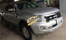 Bán Ford Ranger XLT 4x4 MT đời 2013, màu bạc, nhập khẩu chính hãng