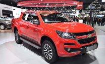 Bán Chevrolet Colorado High Coutry đời 2017, màu đỏ, nhập khẩu nguyên chiếc khuyến mãi lớn bằng tiền