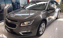 Cần bán Chevrolet Cruze LTZ đời 2017, màu nâu, khuyến mãi lớn bằng tiền mặt và nhiều quà tặng hấp dẫn khác