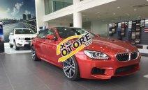 Bán BMW M6 Gran 2017, màu đỏ
