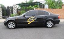 Bán BMW 3 Series 325i 2002, màu đen số tự động, giá 222tr