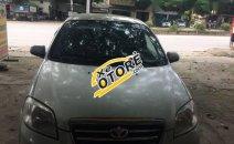 Cần bán Chevrolet Aveo sản xuất 2008, màu bạc, giá 176tr