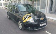 Bán Chevrolet Orlando LTZ đời 2013, màu đen số tự động
