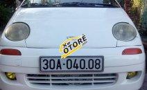 Cần bán Daewoo Matiz SE đời 2000, màu trắng, nhập khẩu