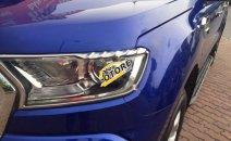 Xe Ford Ranger XLT 4x4MT đời 2015, màu xanh lam, nhập khẩu nguyên chiếc số sàn