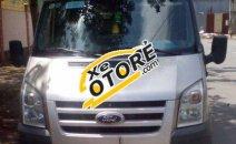 Bán Ford Transit MT năm 2010, màu bạc số sàn