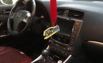 Cần bán lại xe Lexus IS250 C sản xuất 2012, màu trắng, nhập khẩu chính hãng