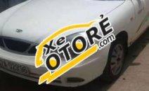 Bán ô tô Daewoo Nubira 2 đời 2001, màu trắng