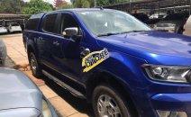 Bán ô tô Ford Ranger XLT đời 2015, màu xanh lam, nhập khẩu nguyên chiếc