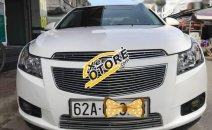 Cần bán gấp Chevrolet Cruze 1.6 LS đời 2014, màu trắng số sàn