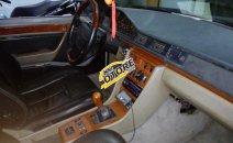 Bán Mercedes đời 1989, màu xám (ghi), xe nhập
