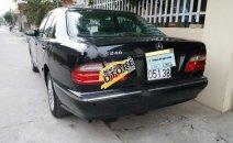 Bán ô tô Mercedes E240 đời 2002, màu đen, nhập khẩu nguyên chiếc