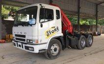 Bán ô tô Fuso Tractor FV 517 2016, nhập khẩu nguyên chiếc từ Nhật