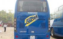 Xe khách Daewoo động cơ Doosan GWD 6117 HKD 47 ghế có hàng sẵn, giao ngay