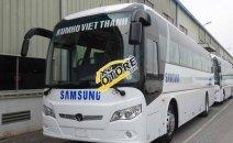 Bán xe khách Daewoo GWD 6117 HKD động cơ Doosan 47 ghế giá rẻ