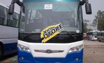 Xe khách động cơ Doosan 47 ghế, xe khách Daewoo có hàng sẵn, giao ngay