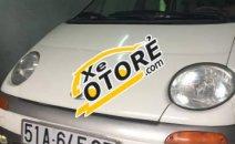 Gia đình bán Daewoo Matiz SE đời 2000, màu trắng