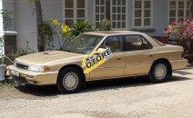Bán ô tô Honda Acura legend đời 1989, màu vàng