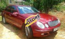 Bán Mercedes E240 đời 2004, màu đỏ