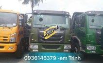 Bán xe ben Dongfeng 1 cầu Trường Giang 9T2/9200kg. Ưu điểm giá rẻ, trả góp 100%