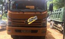Cần bán xe tải ben Trường Giang 9 tấn 2 màu vàng, đời 2015