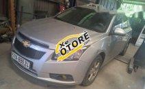 Bán Chevrolet Cruze 1.6LS đời 2014, màu bạc, giá chỉ 438 triệu