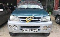 Bán ô tô Daihatsu Terios 4x4MT đời 2005, màu xanh lam chính chủ