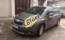 Cần bán lại xe Chevrolet Orlando LTZ đời 2013, màu xám số tự động