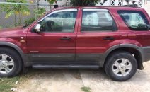 Cần bán lại xe Ford Escape đời 2003, màu đỏ, nhập khẩu nguyên chiếc, xe gia đình