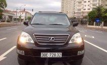 Cần bán Lexus GX470 đời 2008, màu đen, xe nhập, số tự động