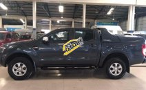 Bán xe Ford Ranger XLS 4x2 AT 2014, màu xám, xe nhập