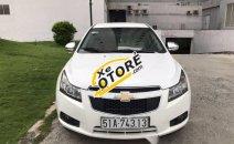 Cần bán xe Chevrolet Cruze 1.6LS đời 2014, màu trắng còn mới, giá chỉ 390 triệu