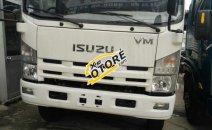Xe tải Isuzu 8 tấn 2, màu trắng, giá tốt nhất Sài Gòn