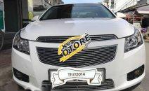 Bán Chevrolet Cruze 1.6 LS đời 2014, màu trắng số sàn