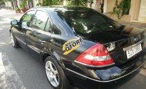 Cần bán Ford Mondeo V6 đời 2004, màu đen, xe nhập giá cạnh tranh