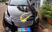 Bán Chevrolet Cruze 1.6 LS đời 2014, màu đen số sàn, giá tốt