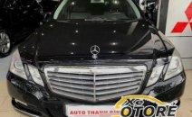 Cần bán Mercedes E300 3.0 đời 2009, màu đen, xe nhập, xe gia đình, giá tốt