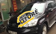 Bán Honda CR V AT đời 2010, màu đen giá cạnh tranh