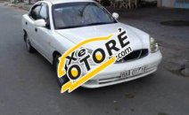 Bán xe Daewoo Nubira 2 đời 2001, màu trắng