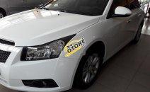 Bán Chevrolet Cruze 1.6LS 2014, màu trắng