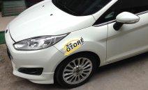 Bán chiếc Ford Fiesta 1.0 EcoBoost Sport đời 2015 màu trắng tự động hactchback