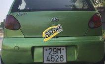 Bán Daewoo Matiz Se đời 2000, màu xanh lục, nhập khẩu nguyên chiếc