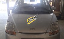 Cần bán xe Daewoo Matiz Super đời 2007, màu bạc, nhập khẩu