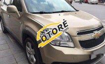 Cần bán lại xe Chevrolet Orlando LTZ 2015, màu vàng cát