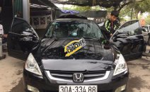 Bán Honda Accord 2.4 AT đời 2007, màu đen, nhập khẩu nguyên chiếc chính chủ, giá chỉ 495 triệu